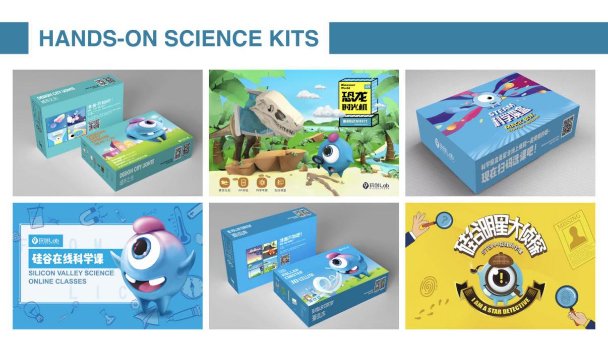 玩创Lab探索STEAM科学教育新玩法
