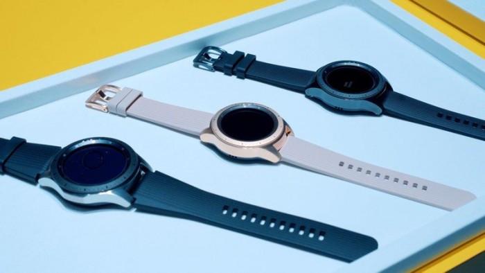 三星Galaxy Watch/Home/Note 9现场初步上手体验的照片 - 6
