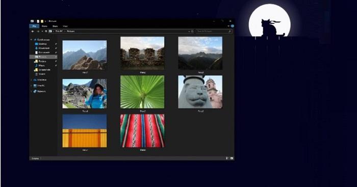 Win10资源管理器将采用更多Modern和Fluent设计元素的照片 - 2
