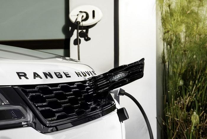 路虎公布2019款P400e插电混动车型 售7.83万美元起的照片 - 2