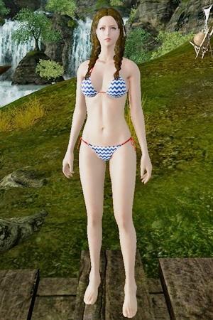 穿泳装玩漂流 日服《上古世纪》纳凉活动开启