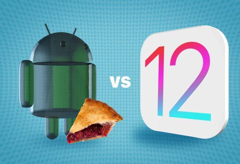 iOS 12对比Android 9 Pie: 你会选择哪一个?的照片 - 1