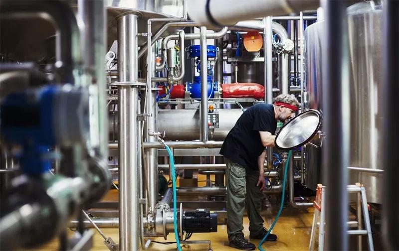 饮料设备容器的具体清洗消毒步骤