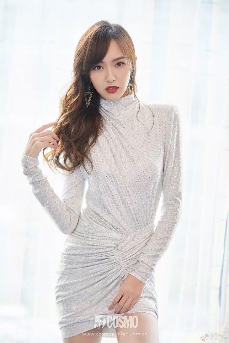 倪妮唐嫣不会画眼妆差距超大! 时尚潮流 第6张