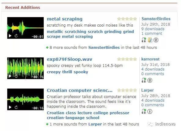 音乐音效制作软件