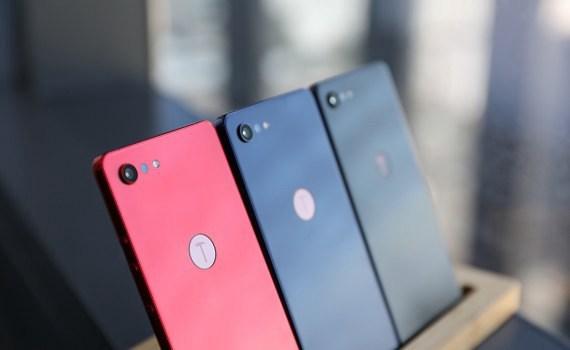 """锤子科技官网所有手机产品均显示""""到货通知""""的照片 - 1"""