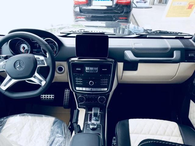 经典永流传19款奔驰G63现车最低报价 港口现车供应钜惠价格