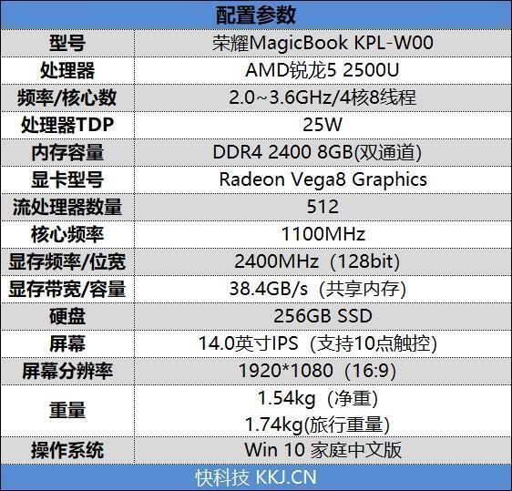 再造性价比神话!荣耀MagicBook锐龙触屏本评测的照片 - 3