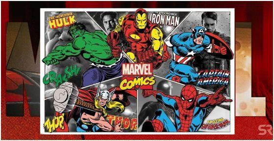 Resultado de imagen para marvel comics