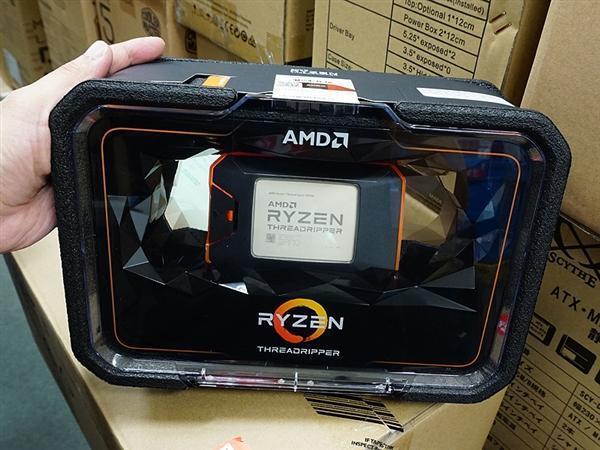 16核心32线程!AMD撕裂者二代2950X开卖的照片 - 6