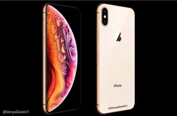 新配色必火!iPhoneXS高清渲染图曝光的照片 - 1