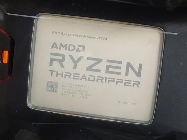 16核心32线程!AMD撕裂者二代2950X开卖的照片 - 5
