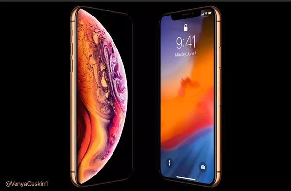新配色必火!iPhoneXS高清渲染图曝光的照片 - 2