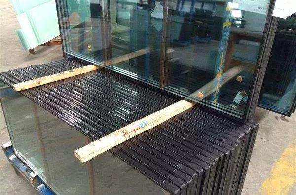铝木门窗中空玻璃
