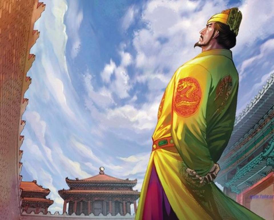 朱元璋的《皇明祖訓》為何把日本列為永不攻打的十五國之一?_搜狐社會_ ...