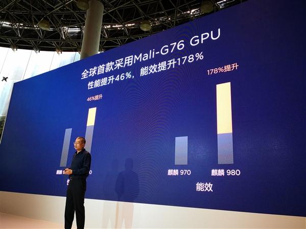 麒麟980游戏性能对比骁龙845:帧率高22% 能耗低32%的照片 - 2