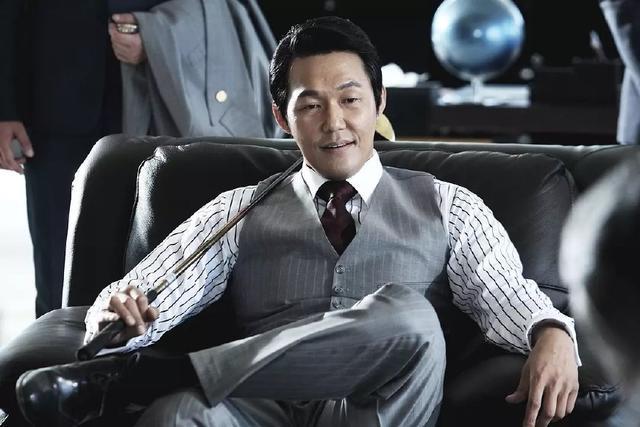 韩国黑帮电影