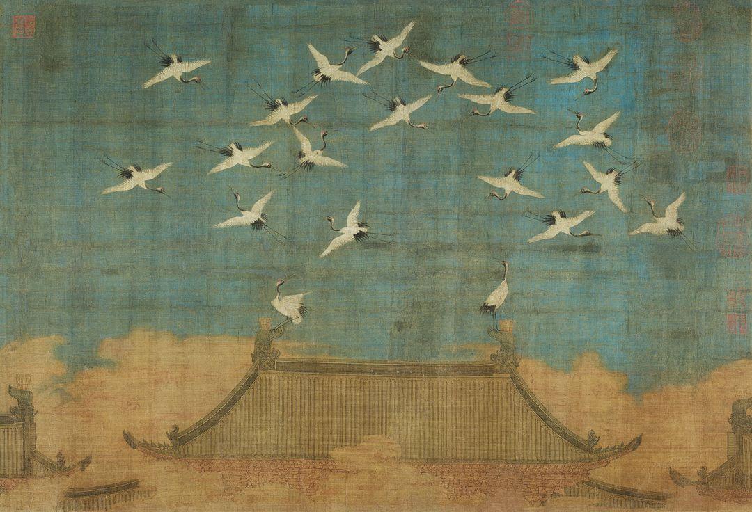 中国画是一种提醒