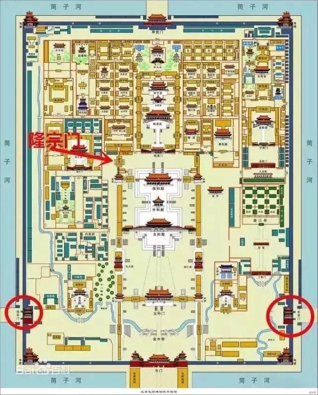 故宫的牌匾上射有一根箭,为何300年了都不摘掉?(图4)