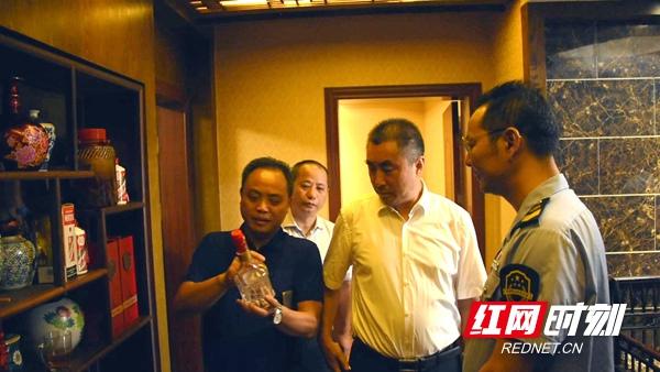 省食药监局调研湘潭无证照餐饮单位专项治理情况