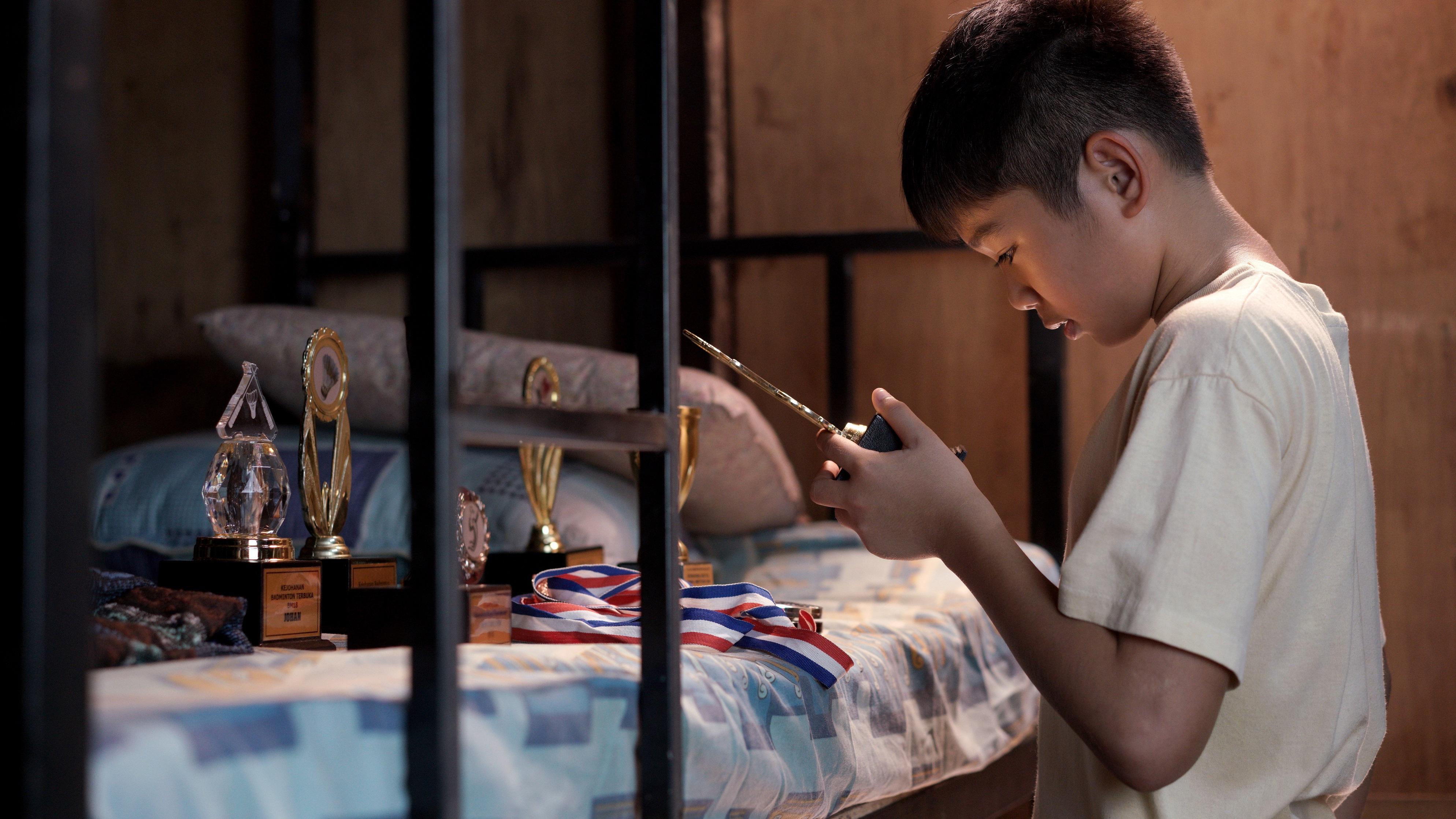 三亮点解读《李宗伟:败者为王》,不可多得的励志电影的照片 - 5