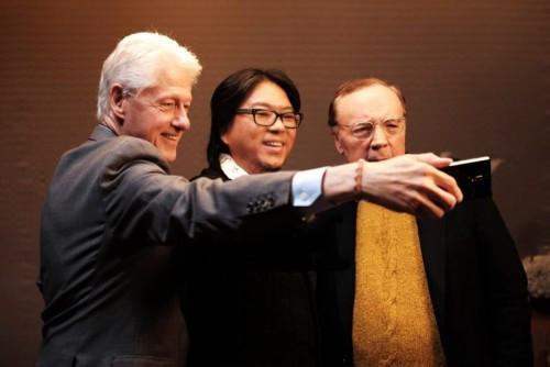 高晓松对谈克林顿:多的是你不知道的事