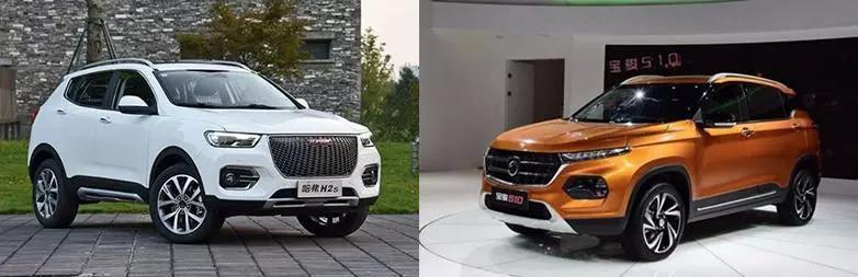7万就能入手的SUV,年轻人会Pick哪一款?