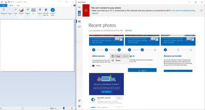 Win10重磅新功能Your Phone体验:在PC端收发信息的照片 - 6