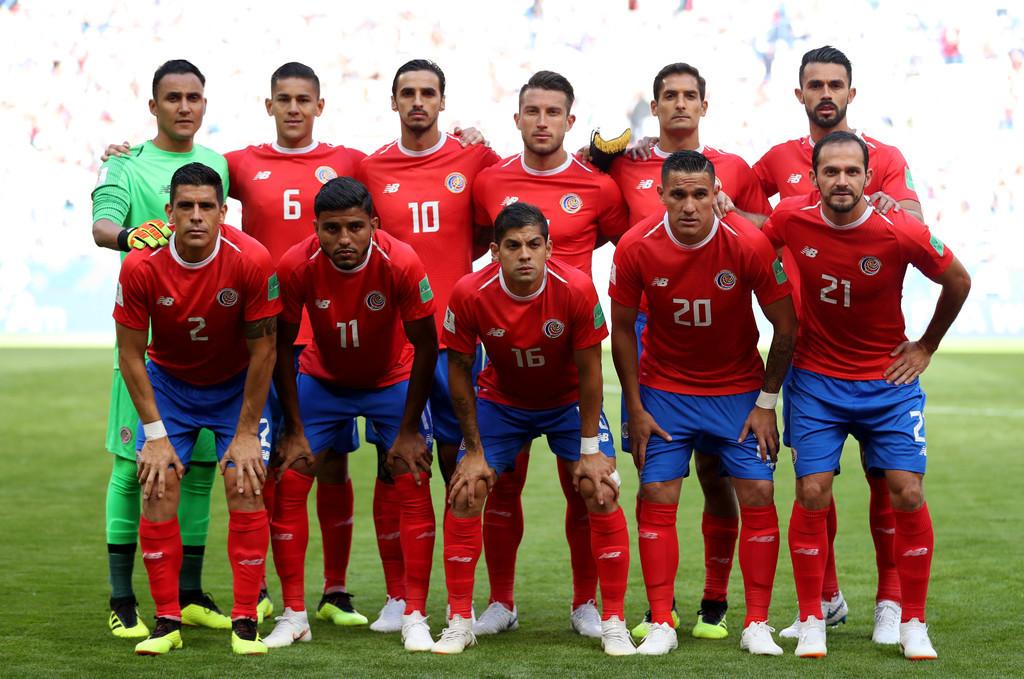 红火推荐」国际友谊赛:日本VS哥斯达黎加!_连二队