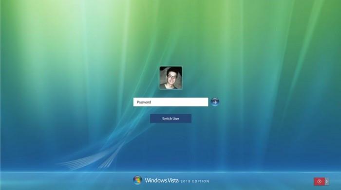 以2018年的审美重新设计Windows Vista,会是什么样子?的照片 - 4