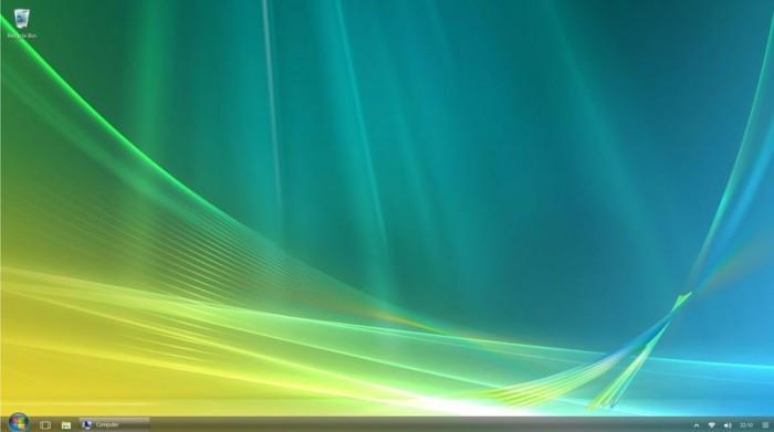 以2018年的审美重新设计Windows Vista,会是什么样子?的照片 - 2