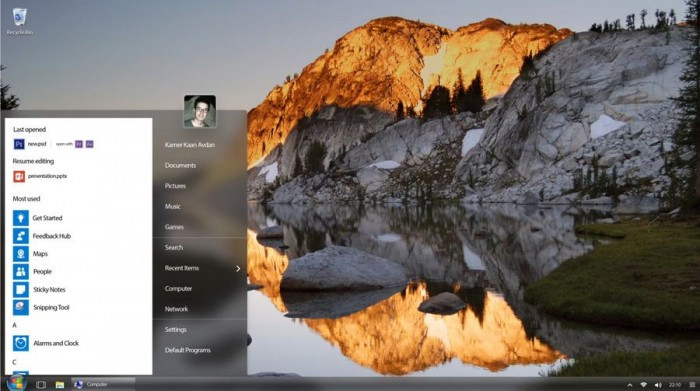 以2018年的审美重新设计Windows Vista,会是什么样子?的照片 - 5