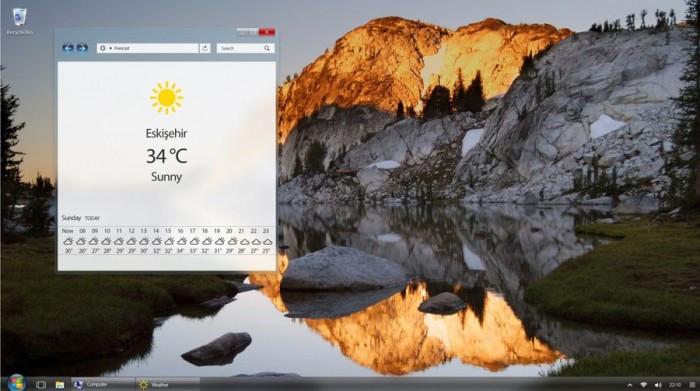 以2018年的审美重新设计Windows Vista,会是什么样子?的照片 - 7