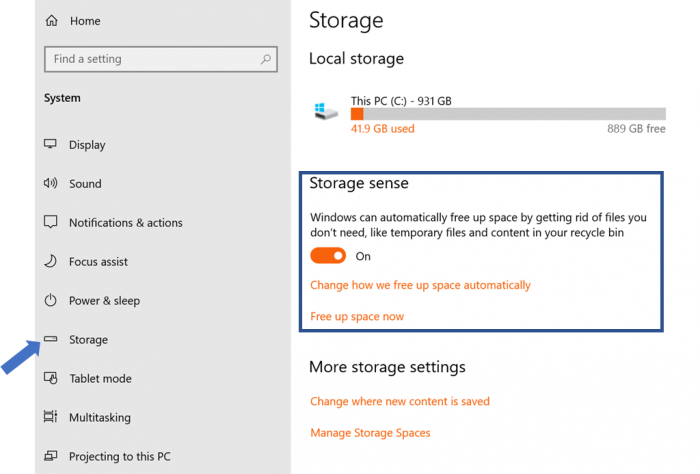Win10 Build 17758发布:强化存储感知功能的照片 - 2