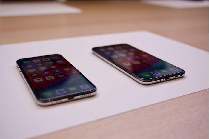 iPhone Xs和iPhone Xs Max现场真机上手的照片 - 9