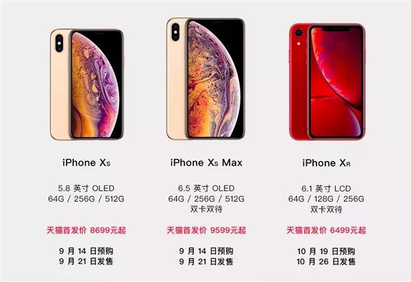 最划算的iPhone Xs/Xs Max购买方式来了!的照片 - 2