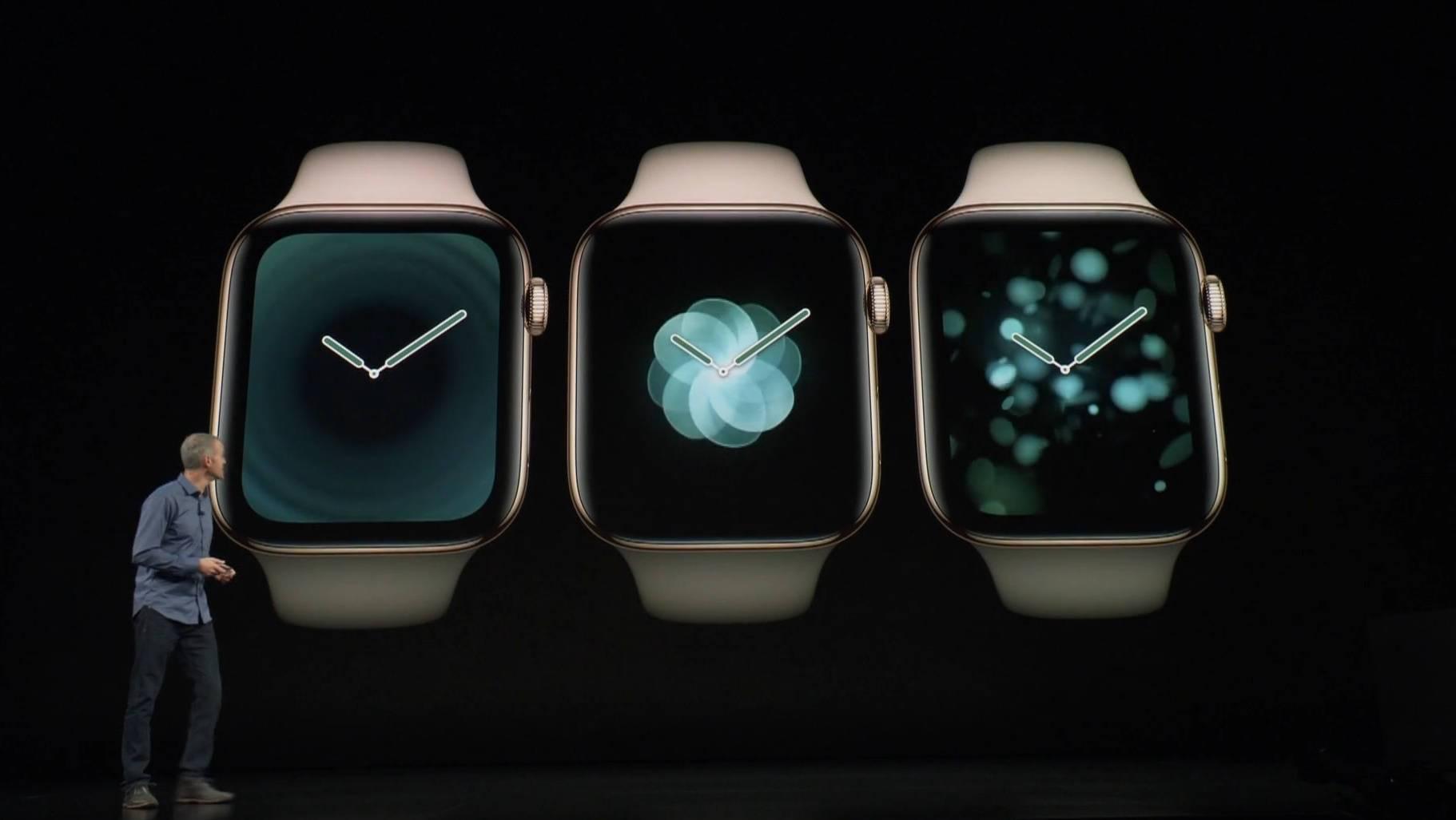 一文看懂2018苹果秋季新品发布会 新款iPhone Xs售价破万的照片 - 4