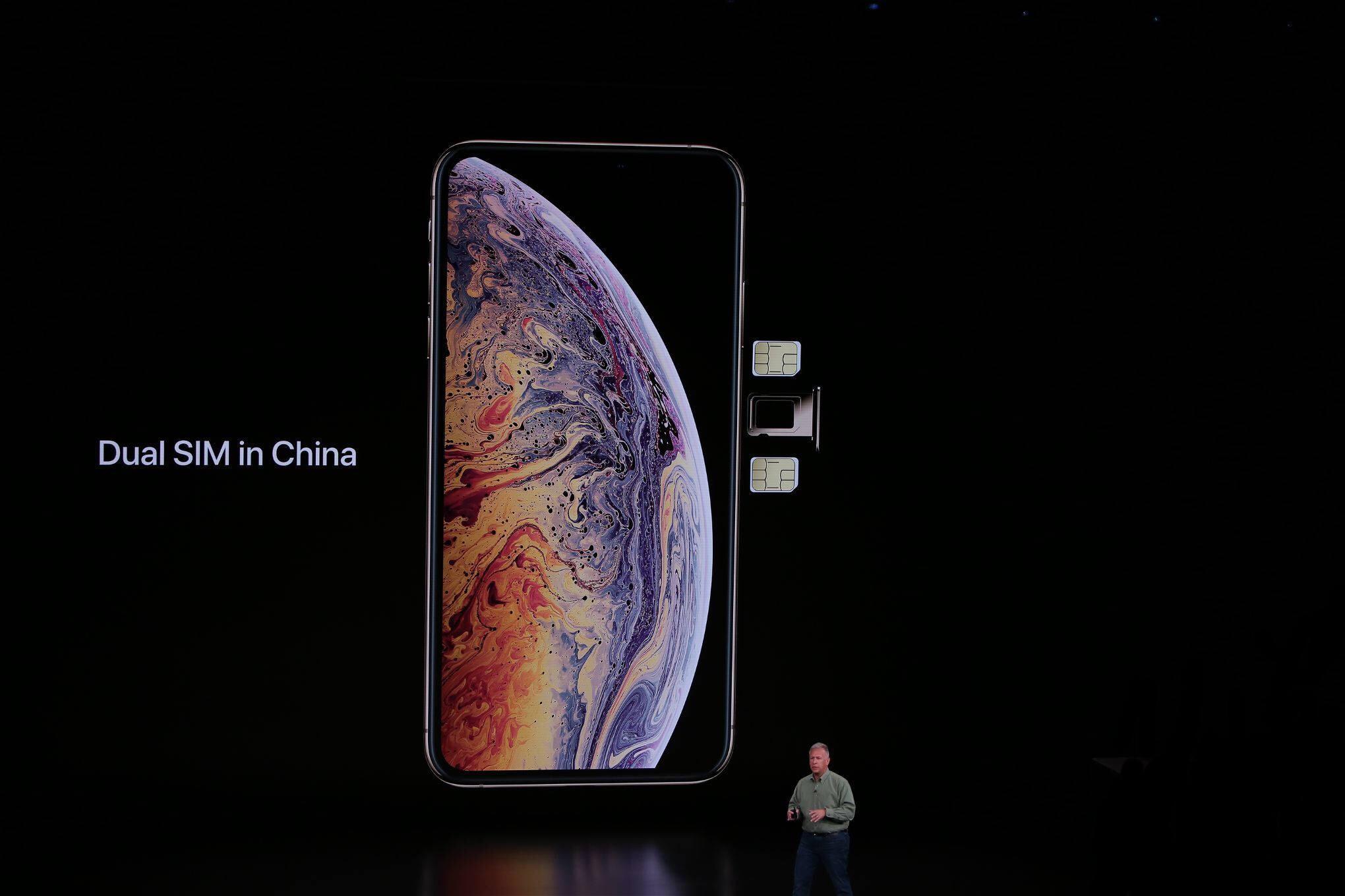 一文看懂2018苹果秋季新品发布会 新款iPhone Xs售价破万的照片 - 10