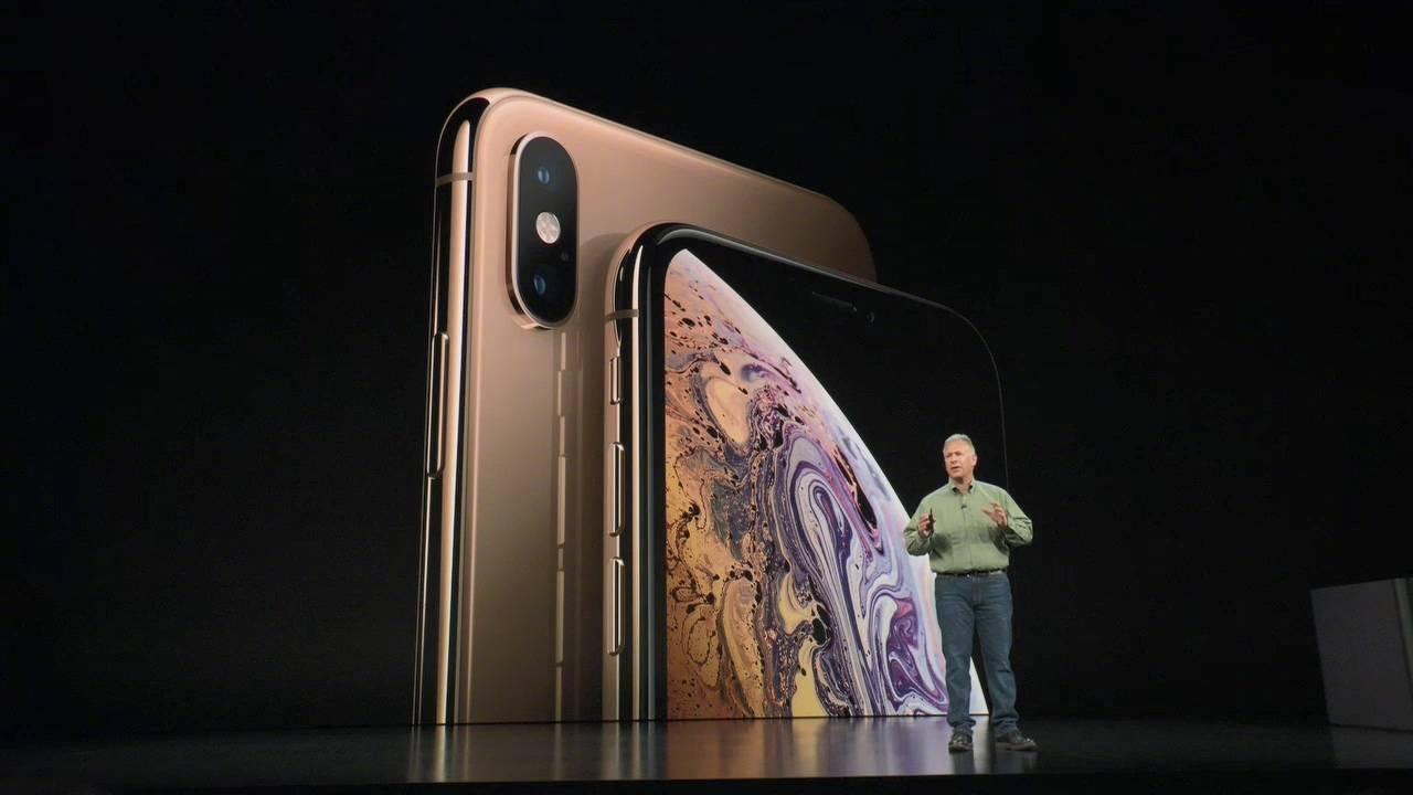 一文看懂2018苹果秋季新品发布会 新款iPhone Xs售价破万的照片 - 7