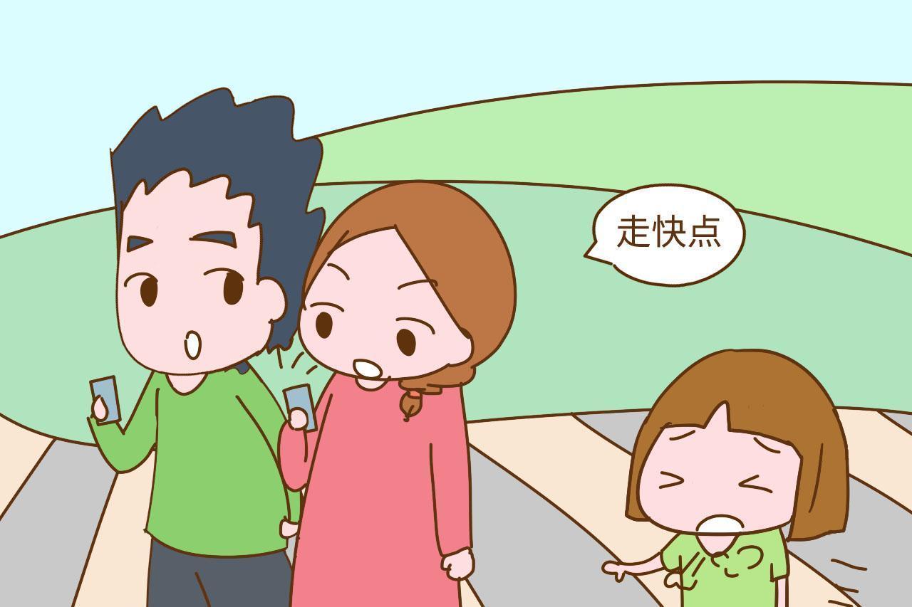 不同的走路方式反映出家庭是否幸福,看完發現挺準的
