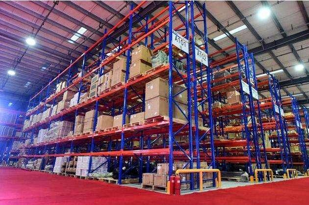 机械仓储管理系统开发