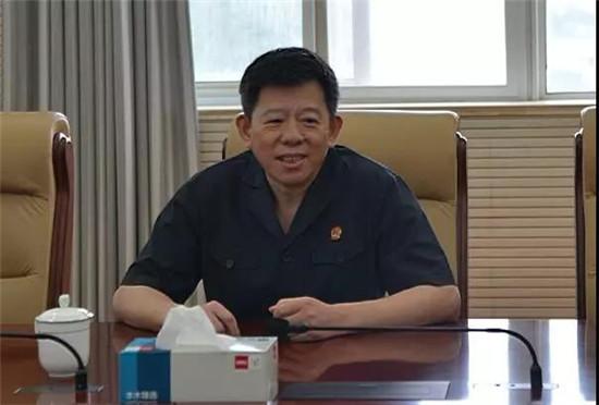江苏省高院执行局局长到盱眙法院调研指导工作