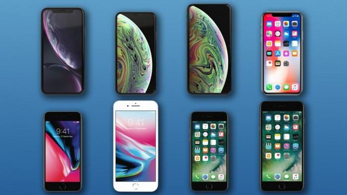 八款iPhone详细规格参数对比 你会买哪款?