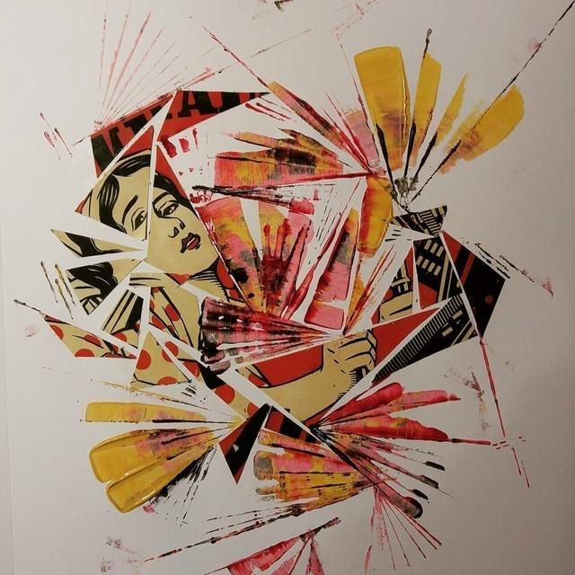 奥利维尔莱奥甘的抽象主义作品你能看懂多少