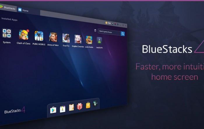 蓝叠安卓模拟器4玩安卓手游宣称比Galaxy S9+快6倍