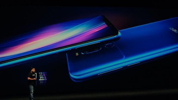1598元起!魅族发布X8:刘海屏/下巴媲美iPhone XR