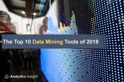【大数据工具】2018年最值得推荐的6款大数据挖掘工具
