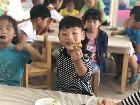 2018年盱眙县桂五镇中心幼儿园中秋特辑