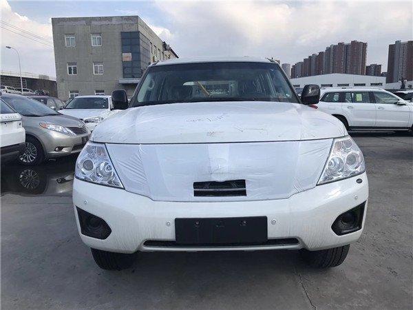 中东版进口尼桑途乐40L天津港现车批发优惠报价