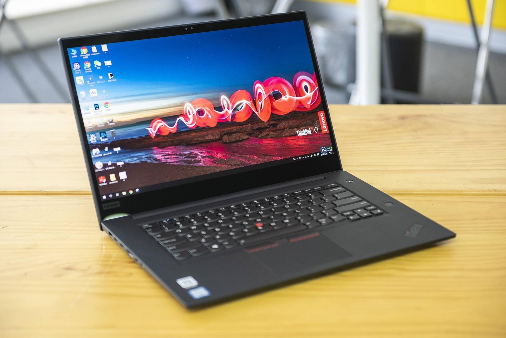 ThinkPad X1隐士评测:6核+4K,主打设计师的高性能便携本
